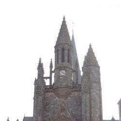 Site touristique Eglise Saint-Aubin - 1 -