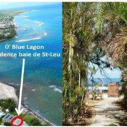 Hôtel et autre hébergement O' Blue lagon, location de vacances - 1 - Location De Vacances En Bord De Plage -