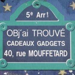 Obj'ai Trouvé Paris