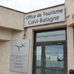 Ville et quartier Office de Tourisme de Calvi - 1 - L'office De Tourisme -