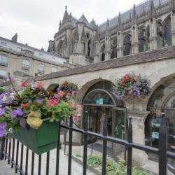 Office De Tourisme De Reims Cathédrale Reims