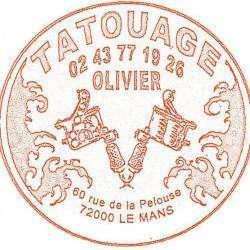 Olivier Tatouage Le Mans