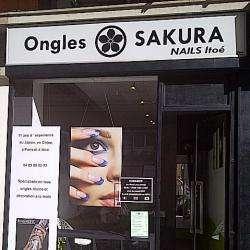 Ongles Sakura Nails Nice