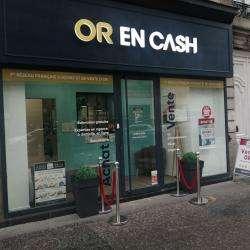 Or En Cash Paris