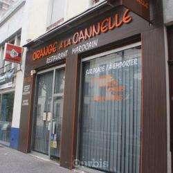 Orange à La Cannelle Lyon