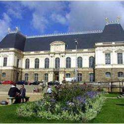 Palais Du Parlement De Bretagne Rennes
