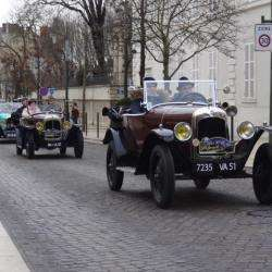 Parade Automobile  Epernay