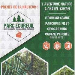 Parc Ecureuil Châtel Guyon