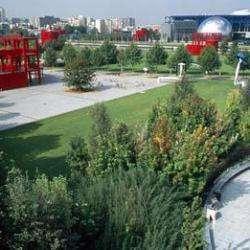 Parc De La Villette - Jardins Passagers Paris