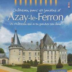 Parcs et Activités de loisirs Parc & Jardins Château d'Azay le Ferron - 1 -