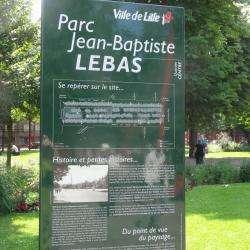 Parc Jean-baptiste Lebas Lille