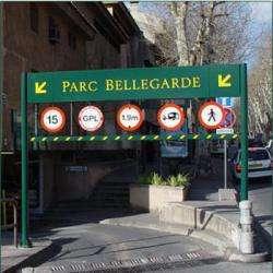 Parking Bellegarde Aix En Provence