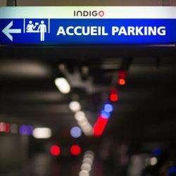 Parking Indigo Gare Melun