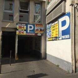 Parking Valet Ponthieu