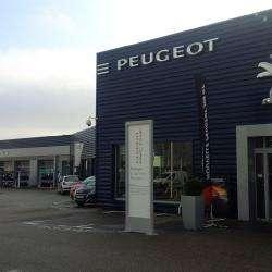 Peugeot Psa Retail Lyon Carre De Soie Vaulx En Velin