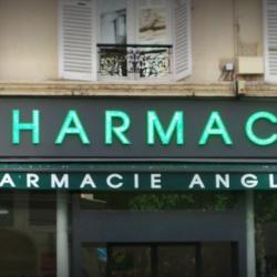 Pharmacie Anglaise De La Gare Du Nord