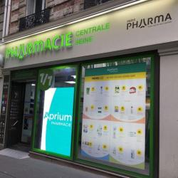 Pharmacie Centrale Seine Paris