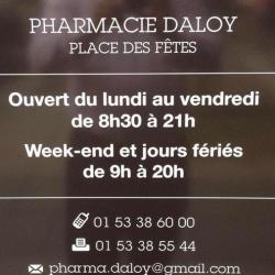 Pharmacie Daloy
