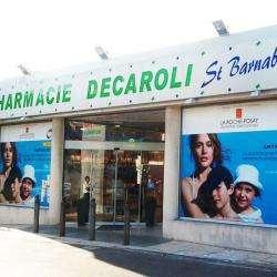 Pharmacie et Parapharmacie PHARMACIE DECAROLI SAINT BARNABE - 1 -