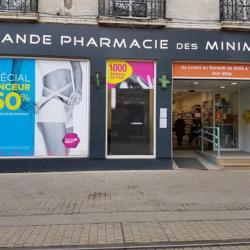 Pharmacie et Parapharmacie PHARMACIE DES MINIMES - 1 -