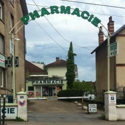 Pharmacie Lhosmot Francois