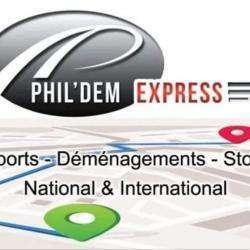 Phil'dem Express Marennes