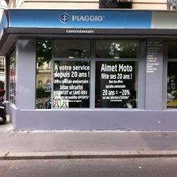 Piaggio Almet Moto Concess Paris