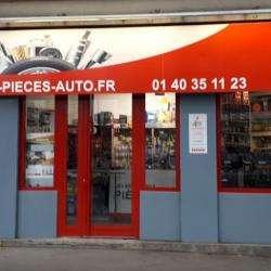 Garagiste et centre auto PIECES AUTO Paris 18e - 1 -