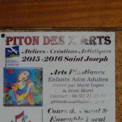 Piton Des Z'arts Saint Joseph