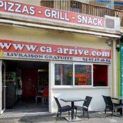 Restaurant Pizza ça arrive - 1 -