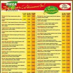 Pizza Délices Saintes