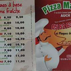 Pizza Marius Auch