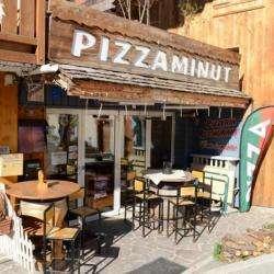 Restauration rapide PIZZA MINUT - 1 - Crédit Photo : Site Internet Laclusaz.com -