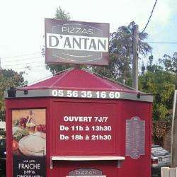 Pizzas D'antan