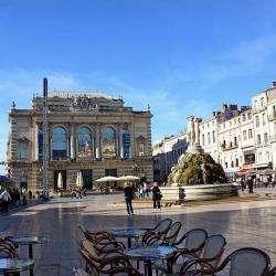 Place De La Comédie Montpellier