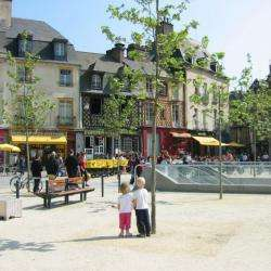 Place Sainte-anne