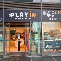 Playin By Magic Bazar Paris