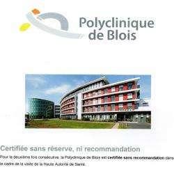 Polyclinique De Blois La Chaussée Saint Victor