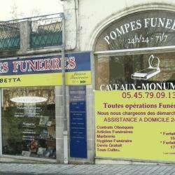 Pompes Funèbres Gambetta Barbezieux Saint Hilaire