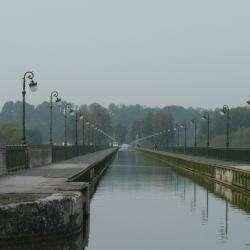 Pont Canal De Briare Briare