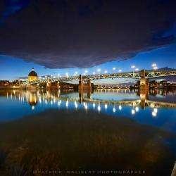 Pont St-pierre Toulouse