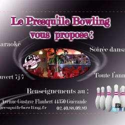 Presqu'ile Bowling Guérande