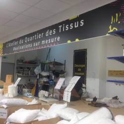 Quartier Des Tissus Fréjus