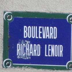 Quartier Richard Lenoir Paris