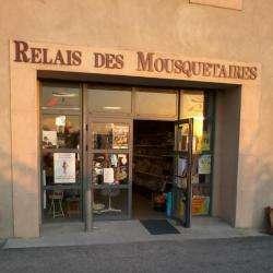 Papeterie RELAIS DES MOUSQUETAIRES - 1 - Ouvert Du Lundi Au Dimanche De 6h45 à 12h30 Et De 16h45 à 19h30.  -