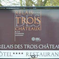 Relais Des Trois Châteaux Cour Cheverny