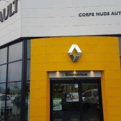 Renault Corps Nuds Auto
