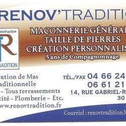Renov'tradition Alès