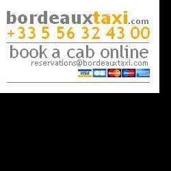 Reservation 24x7 Taxi Bordeaux Bordeaux