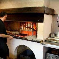 Restaurant Grill Au Feu De Bois